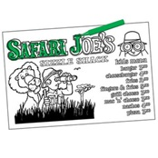 safari joe placemat