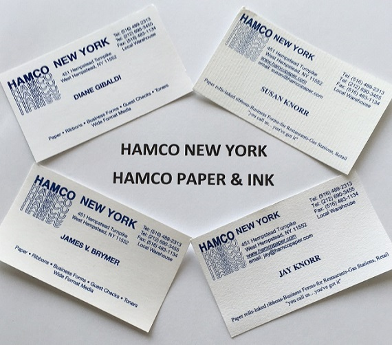 HamcoBusinessCards