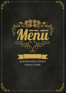 Restaurant Menu Covers Supply - Long Island, NY