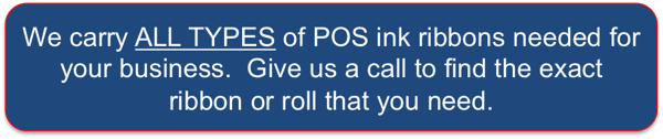 Buy POS Ink Ribbons Online - West Hempstead, NY