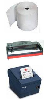 Paper Rolls for Cash Registers Receipt Paper